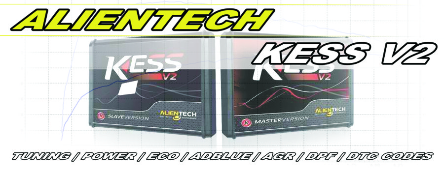 VP.T ENGINEERING präsentiert Alientech KESSV2 OBD Flasher
