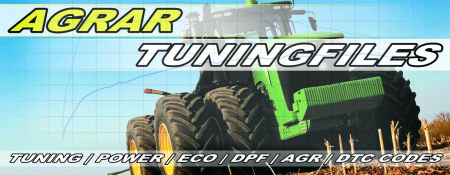 VP.T Engineering Tuningfiles für AGRAR Fahrzeuge