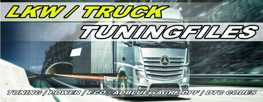 VP.T ENGINEERING LKW/TRUCK Tuningfiles